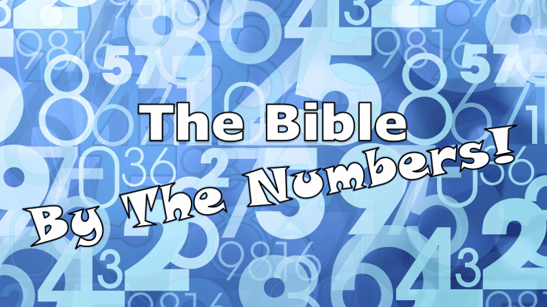 the-bible-by-the-numbers